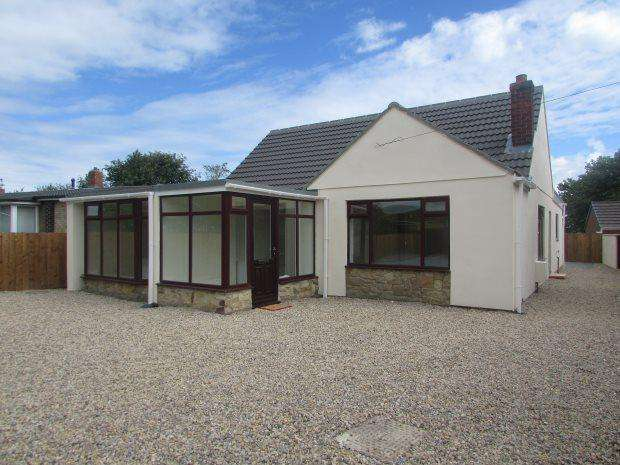5 Bedrooms Detached Bungalow for sale in BELLE VUE VILLAS, SPENNYMOOR, SPENNYMOOR DISTRICT