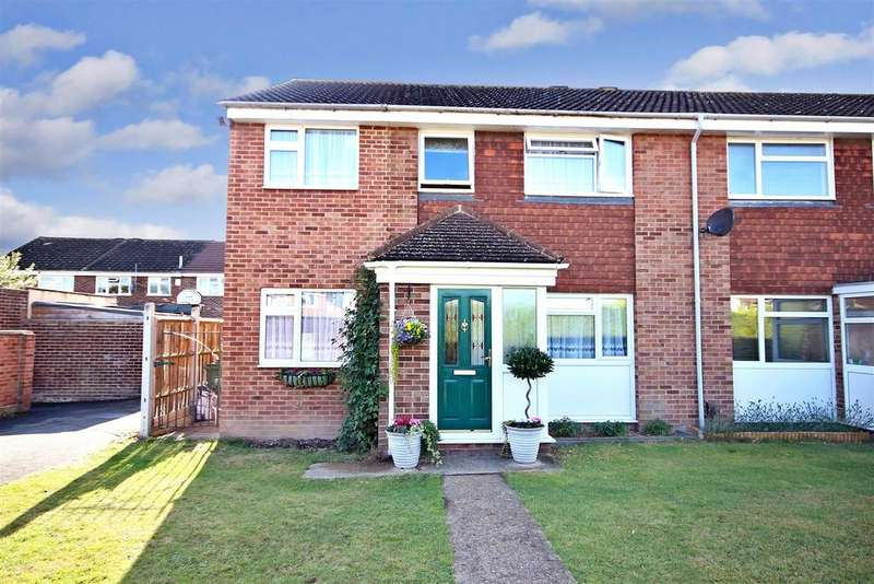 4 Bedrooms End Of Terrace House for sale in Claremont Road, Hextable, Swanley, BR8