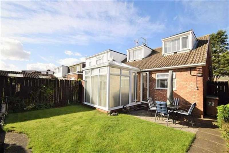 3 Bedrooms Semi Detached Bungalow for sale in England Road, Bilton, HU11