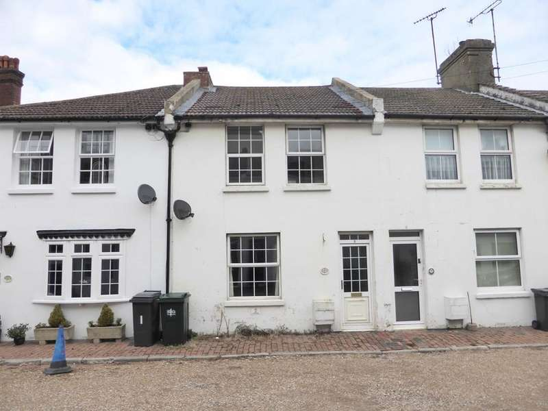 2 Bedrooms Terraced House for sale in Bath Road, Eastbourne, BN21