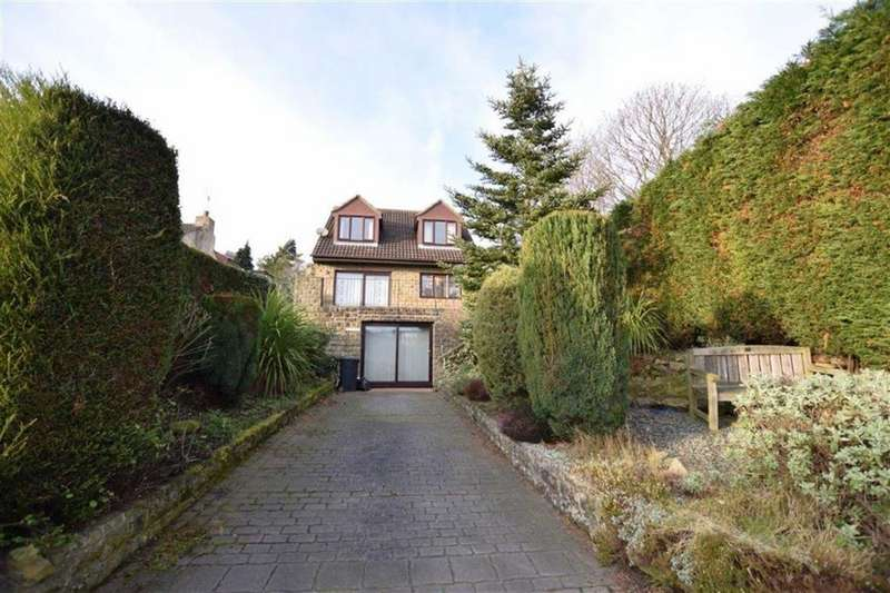 3 Bedrooms Detached House for sale in Roscoe Mount, SHEFFIELD, Sheffield, S6