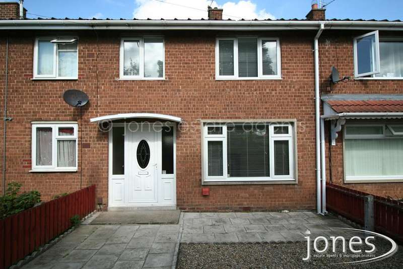 3 Bedrooms Terraced House for sale in Burtonport Walk, Portrack, Stockton on Tees, TS18 2JL