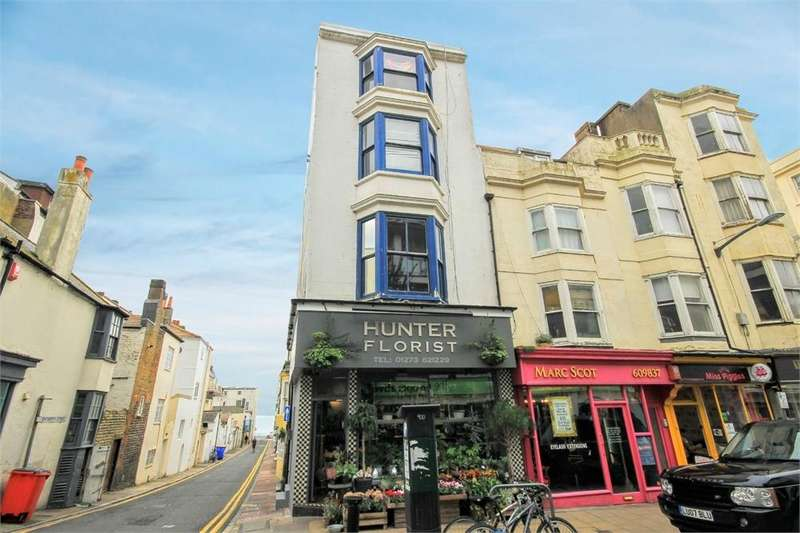 3 Bedrooms End Of Terrace House for sale in St James's Street, BRIGHTON, East Sussex