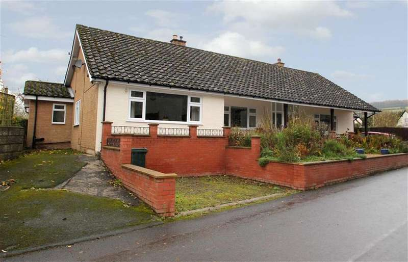 4 Bedrooms Detached Bungalow for sale in Lydbury North, Shropshire