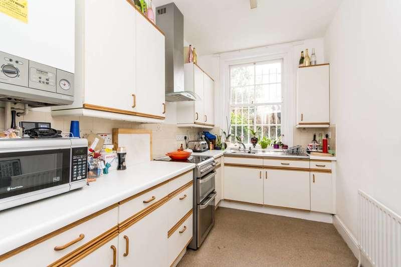 1 Bedroom Flat for sale in Cambridge Gardens, Kilburn, NW6