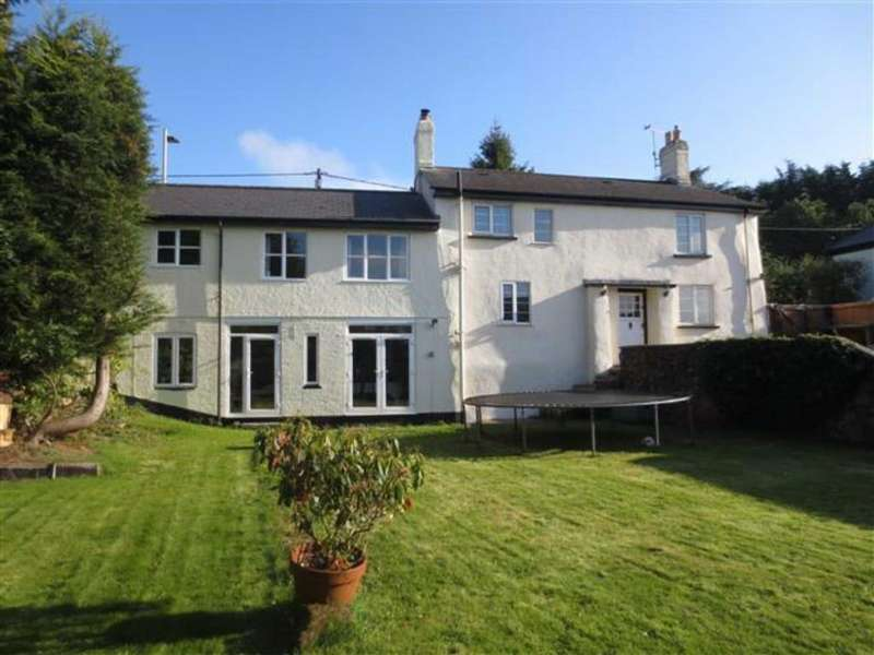 5 Bedrooms Detached House for sale in High Street, Halberton, Tiverton, Devon, EX16