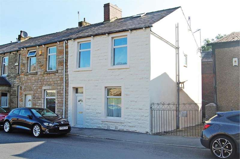 3 Bedrooms Terraced House for sale in Station Road, Padiham, Burnley