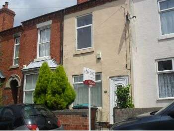 3 Bedrooms Terraced House for sale in Gawthorne Street, Basford, Nottingham, NG7 7JS