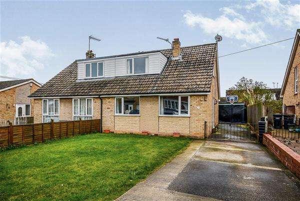 3 Bedrooms Semi Detached House for sale in Park Gate, Knaresborough