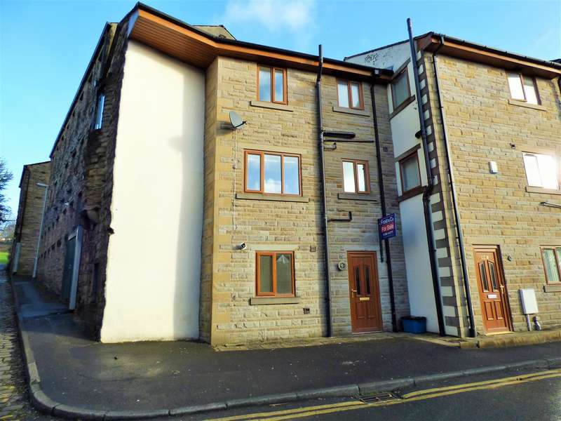 2 Bedrooms Town House for sale in Ightenhill Street, Padiham