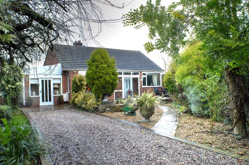 2 Bedrooms Bungalow for sale in Grantham Road, Great Gonerby,Grantham