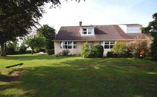 4 Bedrooms Detached House for sale in Wells Road, Wookey Hole, Wells