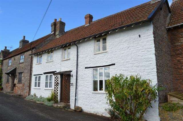 3 Bedrooms Terraced House for sale in Middle Street, East Harptree, Near Bristol