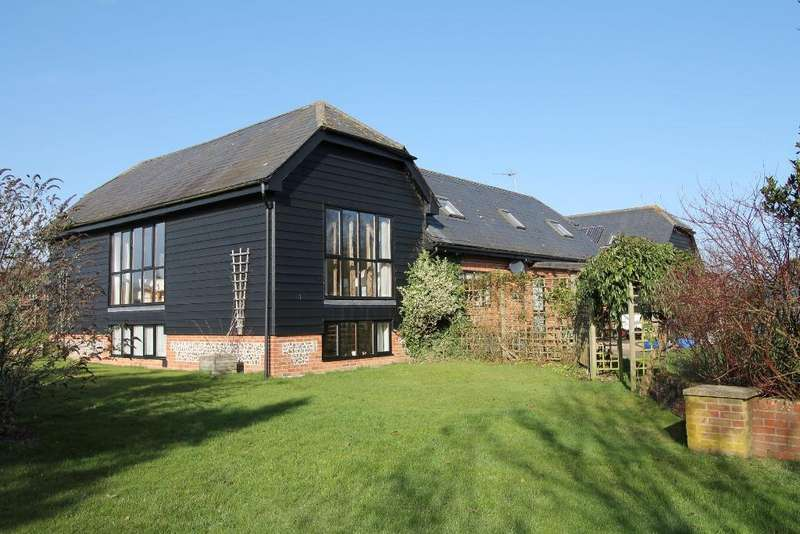 5 Bedrooms Barn Conversion Character Property for sale in Liberty Road, Newtown