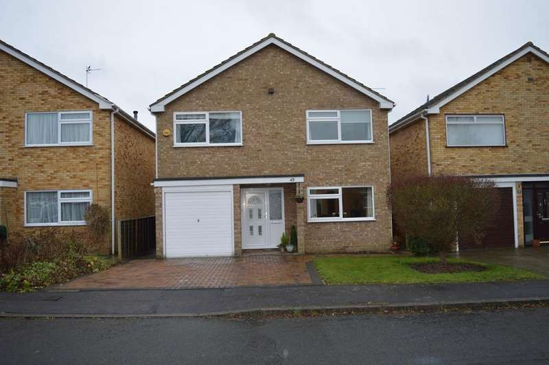 4 Bedrooms Detached House for sale in Proctors Road, Wokingham, Berkshire, RG40 1RP