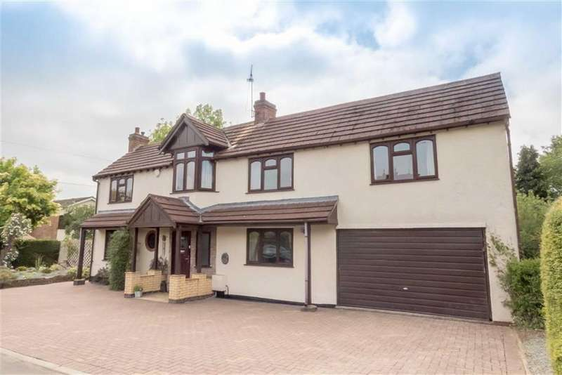 5 Bedrooms Detached House for sale in Nightingale Lane, Canley Gardens, Coventry, CV5