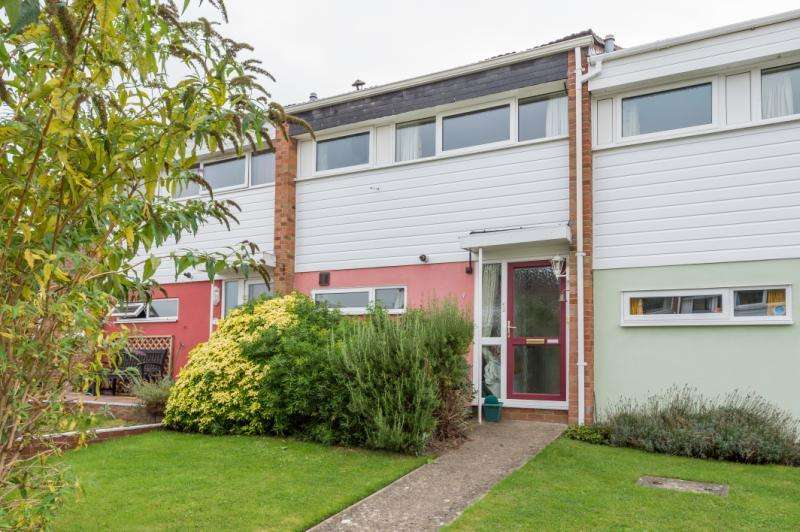 3 Bedrooms Terraced House for sale in Willow Close, Garsington, Oxford, Oxfordshire