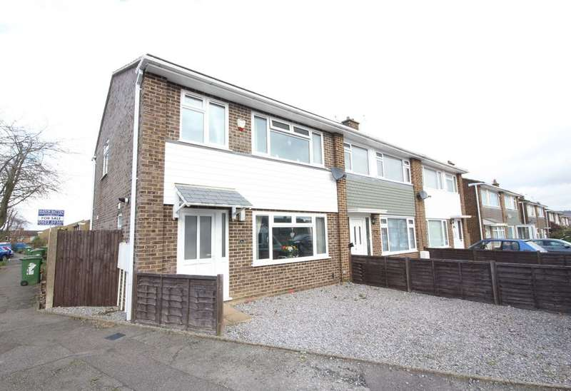 3 Bedrooms End Of Terrace House for sale in ALLINGTON