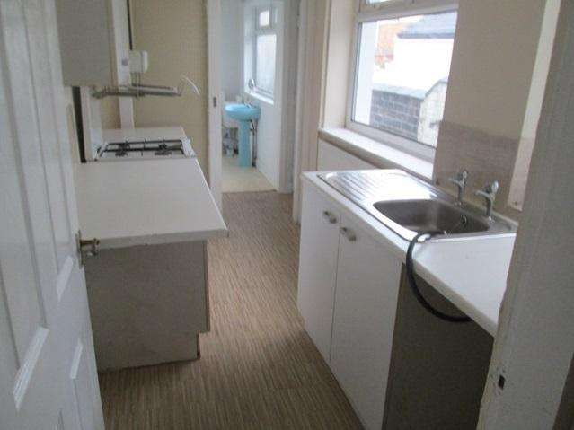 2 Bedrooms Terraced House for sale in ST AIDANS STREET, TUNSTALL, STOKE-ON-TRENT
