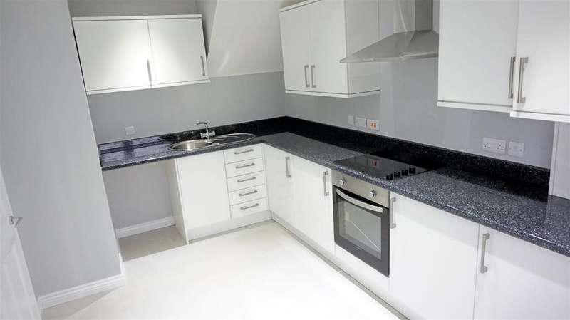 3 Bedrooms Semi Detached House for sale in Liverpool Road, Cross Heath, Newcastle, Staffs