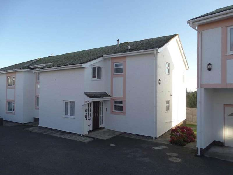 2 Bedrooms Flat for sale in 7 Beaumont Court Everard Road, Rhos on Sea, LL28 4HA
