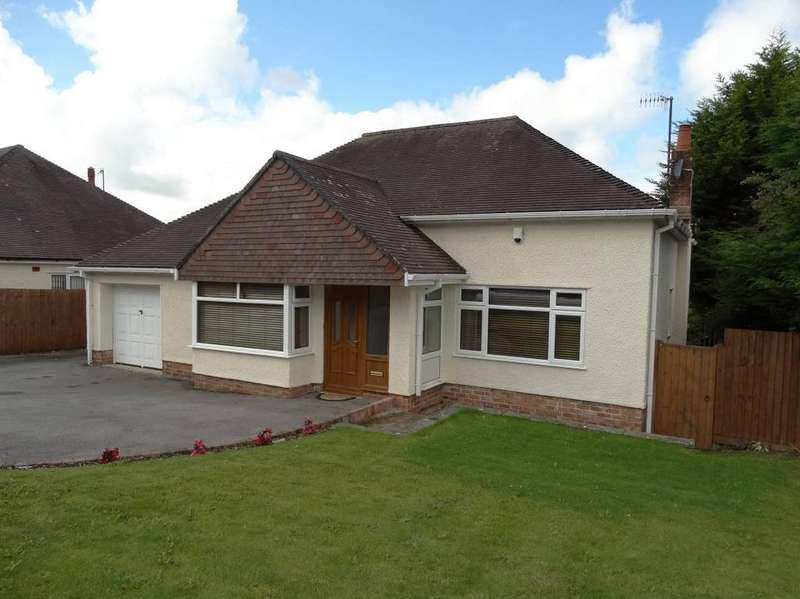 4 Bedrooms Detached House for sale in 43 Dinerth Road, Rhos on Sea, LL28 4YG