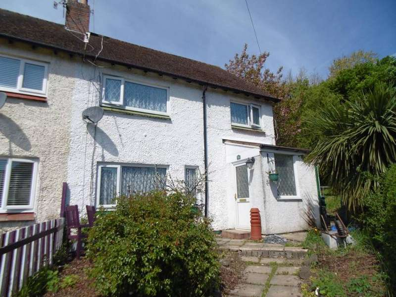 3 Bedrooms Semi Detached House for sale in 14 Pengarth, Conwy, LL32 8RW