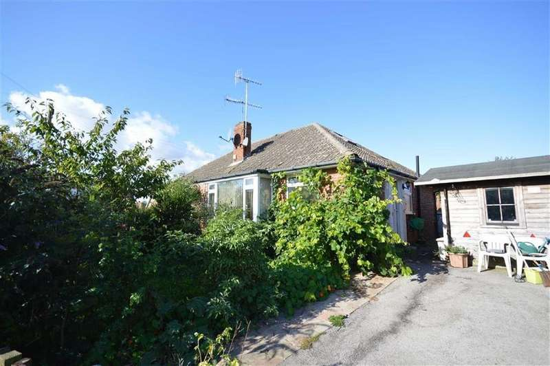 2 Bedrooms Semi Detached Bungalow for sale in Seafield Avenue, Osgodby