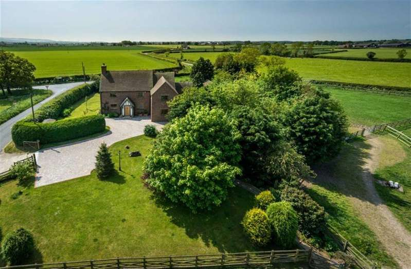 4 Bedrooms Detached House for sale in Appleton Wiske, Northallerton, North Yorkshire