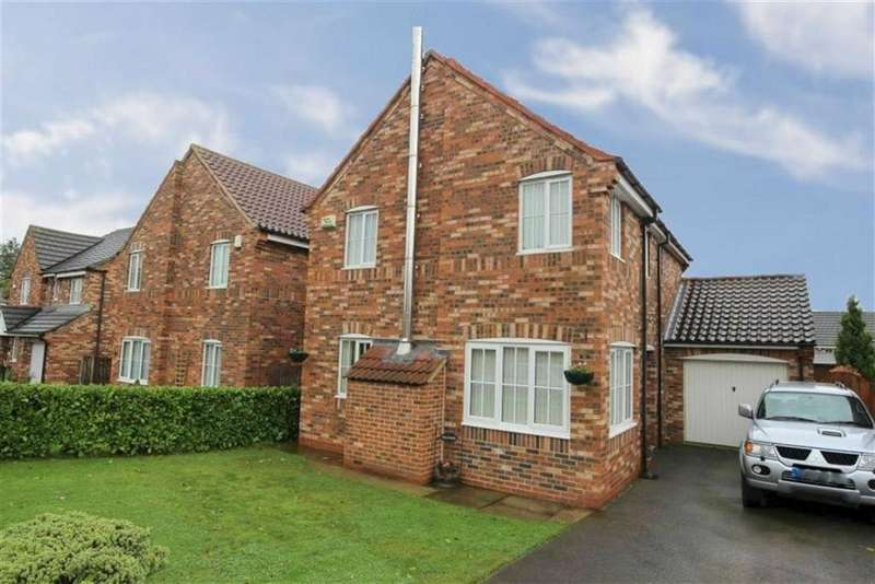 4 Bedrooms Detached House for sale in Anvil Way, Northallerton, North Yorkshire
