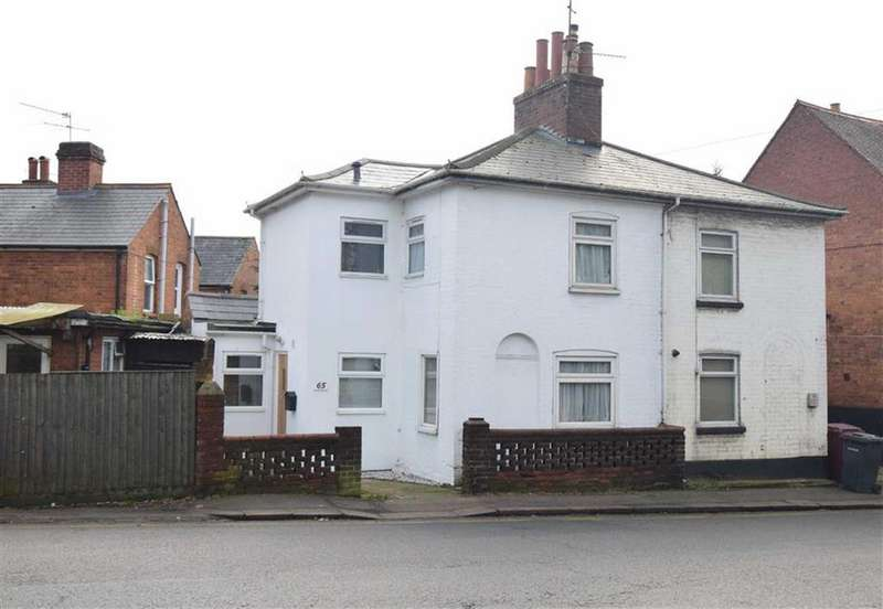 2 Bedrooms Semi Detached House for sale in Prospect Street, Caversham, Reading