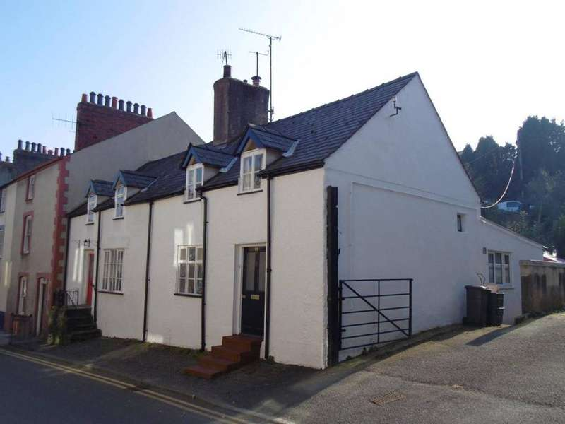 2 Bedrooms Cottage House for sale in 29 Berry Street, Conwy, LL32 8DG