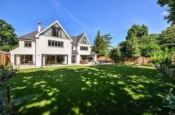 7 Bedrooms Detached House for sale in Lodge Road, Sundridge Park, Bromley, BR1 3ND