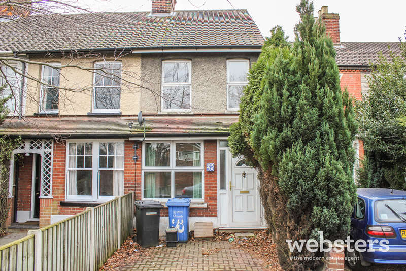 3 Bedrooms Terraced House for sale in Mile End Road, Norwich