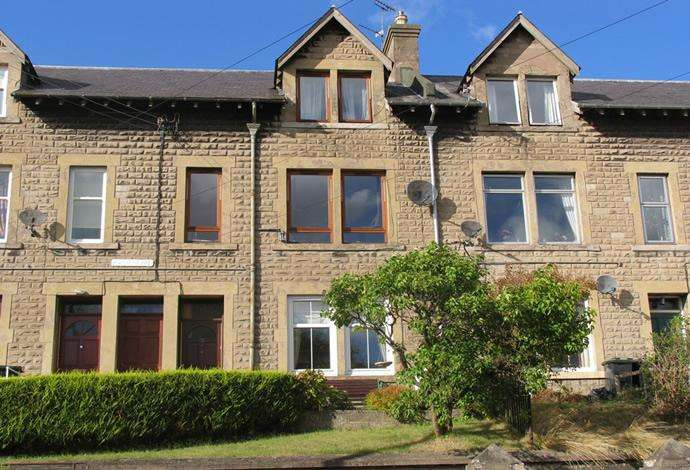 1 Bedroom Flat for sale in 2 Kilnknowe, Earlston, TD4 6HN