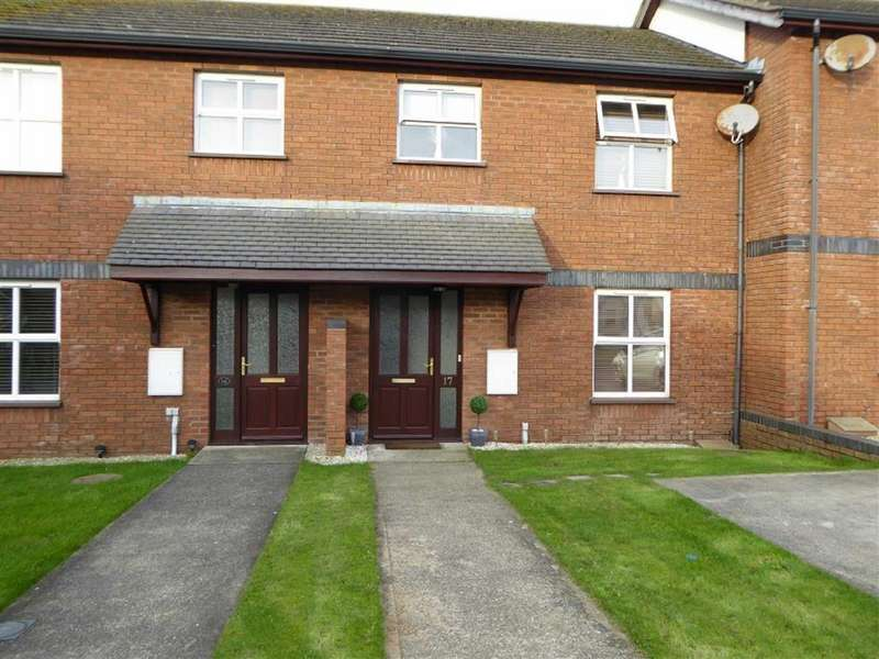 3 Bedrooms Terraced House for sale in Ash Close, Peel, Isle of Man