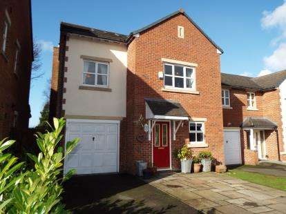 4 Bedrooms Detached House for sale in Anchor Fields, Eccleston, Chorley, Lancashire