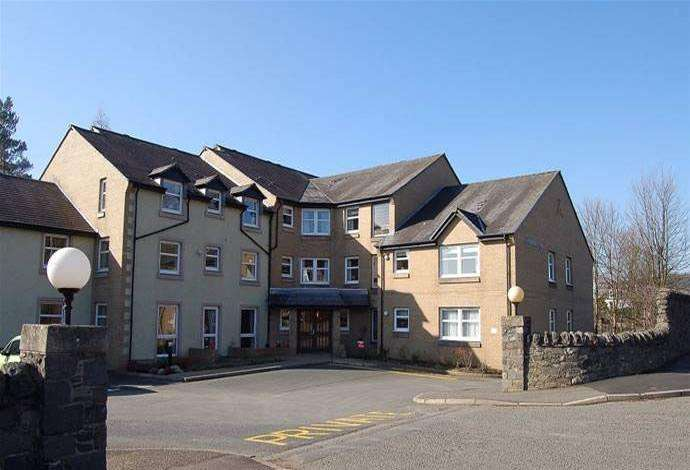 1 Bedroom Flat for sale in 12 Whitestone Court Innerleithen Road, Peebles, EH45 8BN