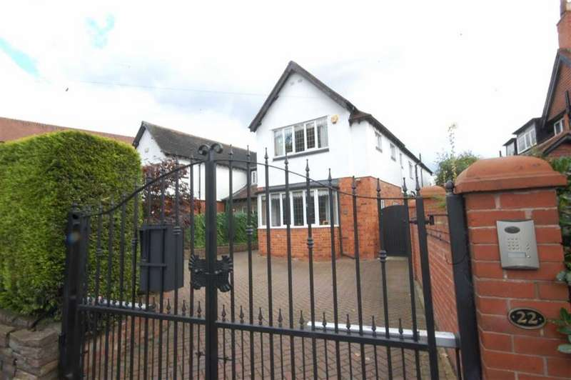6 Bedrooms Semi Detached House for sale in Elm Road, Didsbury, Manchester, M20