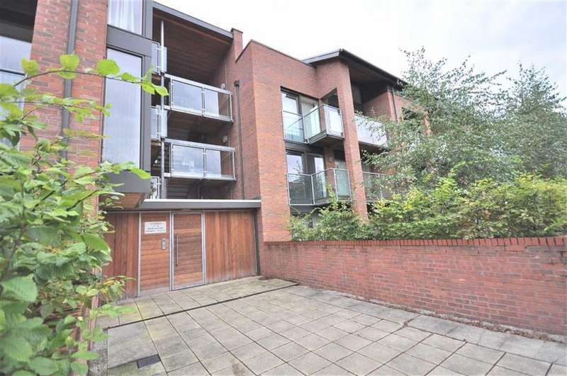 2 Bedrooms Flat for sale in Cottonfields, Didsbury, Manchester, M20
