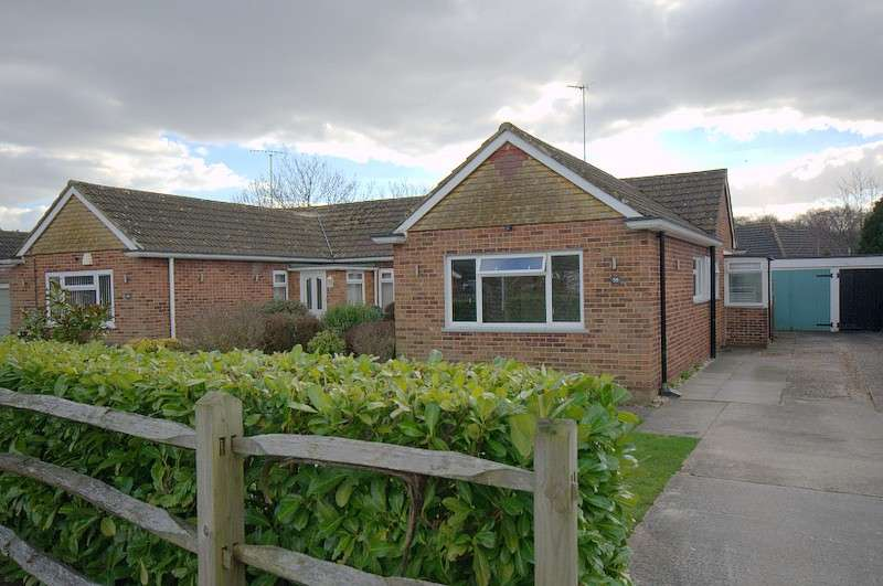 2 Bedrooms Semi Detached Bungalow for sale in Jacobs Well