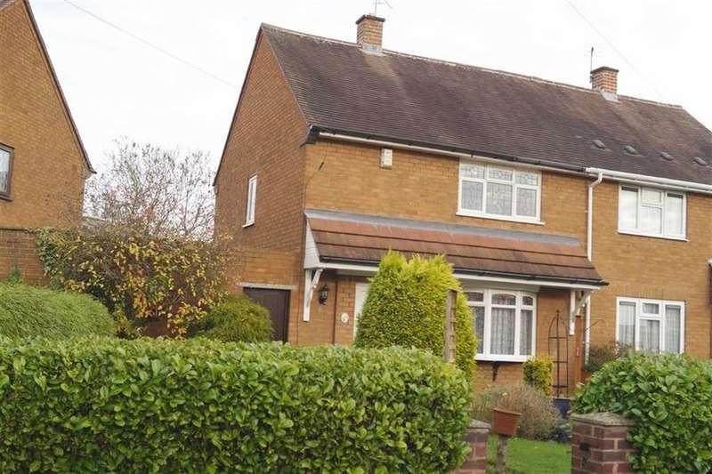 2 Bedrooms Semi Detached House for sale in Fitzmaurice Road, Wednesfield, Wolverhampton