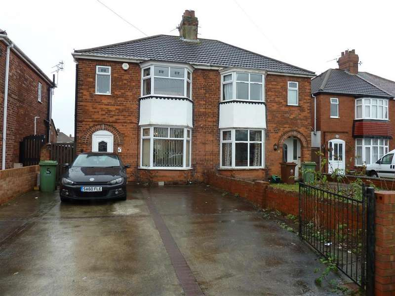 4 Bedrooms Semi Detached House for sale in Parris Place, Cleethorpes