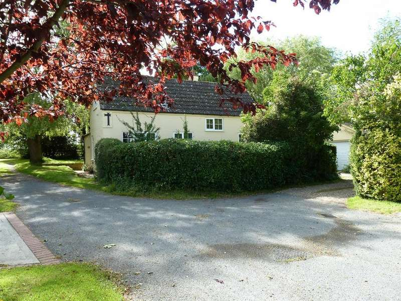 4 Bedrooms Detached House for sale in Rose Cottage, Chapel Lane, Ludborough, Grimsby, DN36 5SJ