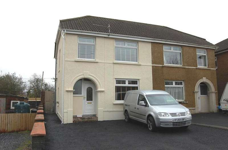 2 Bedrooms Semi Detached House for sale in Waterloo Road, Penygroes, Llanelli