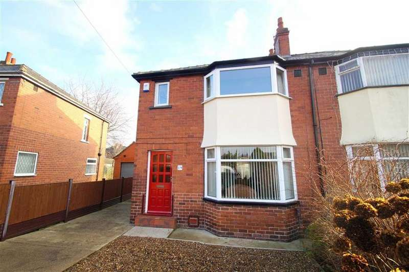 3 Bedrooms Semi Detached House for sale in Dunhill Crescent, Leeds