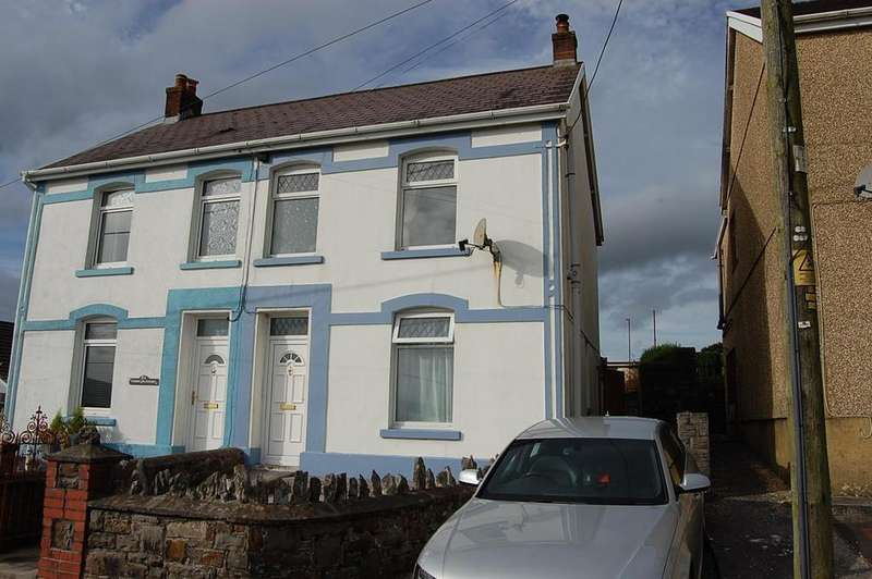 3 Bedrooms Semi Detached House for sale in Waterloo Road, Ammanford