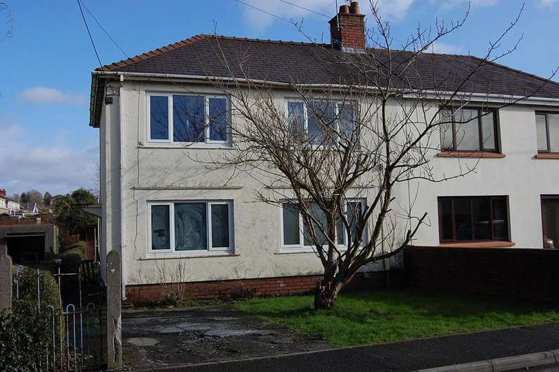 3 Bedrooms Semi Detached House for sale in Tirydail Lane, Ammanford