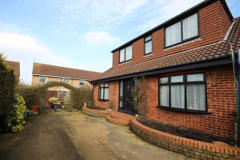 3 Bedrooms Chalet House for sale in Albert Place, Houghton Conquest, Bedford, MK45