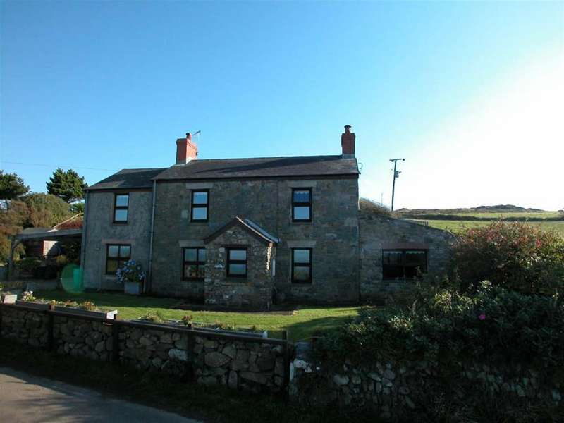 5 Bedrooms Cottage House for sale in Strumble Head